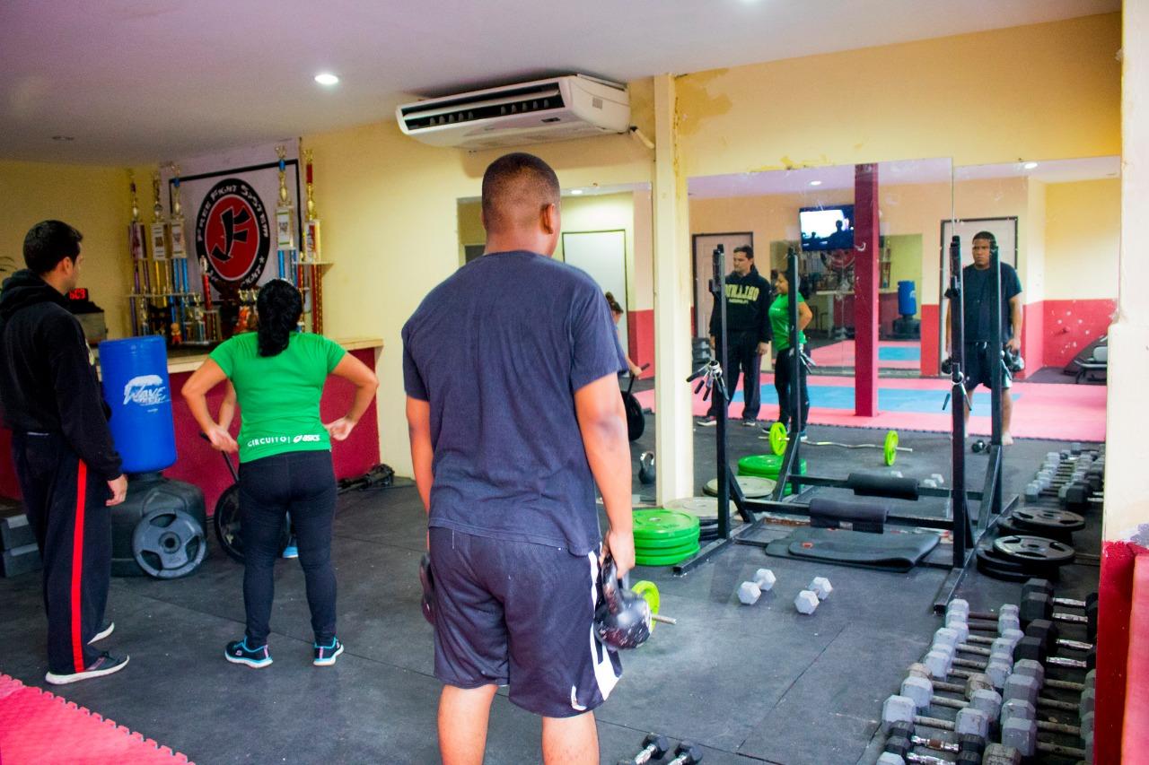 Jackson Fight   Kickboxing martial arts & fitness